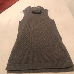 Eileen Fisher Cowl Neck Sweater Tunic